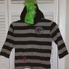Disney Parks Star Wars Boba Fett Mohawk Hoodie Jacket Boys Size XS 4/5