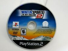 Winter Sports 2: The Next Challenge PlayStation 2  PS2 Game Disc Only