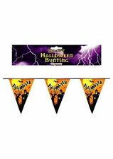 Spooky Halloween Triangle Flag Bunting