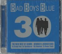 BAD BOYS BLUE / 30 - THE NEW BEST OF ALBUM * NEW 2CD'S * NEU *