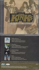 THE KINKS  Limited Edition Compilation 2  rare promo CD sampler with PicCover