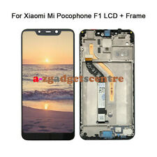 For Xiaomi Pocophone F1 2018 6.18in Touch Screen Digitizer LCD Display + Frame