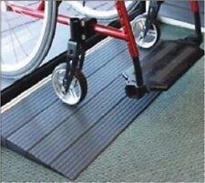 moto auto tutte le altezze: 5-17 cm sedia a rotelle rampa per marciapiedi Sunneey rampa in gomma per rimorchio