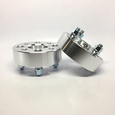 2x Custom Hub Centric Wheel Spacers | 4x100 | 12X1.5 | 54.1 cb | 32mm 1.25""