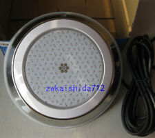 Underwater Led Swimming Pool Light SMD18W RGB Stainless Steel Resin Lamp 4m Wire