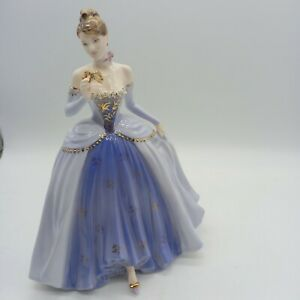 Midnight Masquerade Coalport figurine Limited Edition no 5316/7500 (#H1/22)