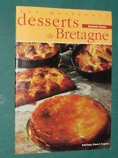 Les meilleures desserts de Bretagne R. CHARLON