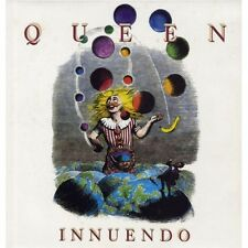LP QUEEN INNUENDO PAROPHONE 1991 0656272086978