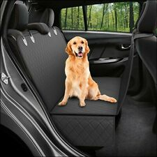 Dog Back Seat Cover Protector Nonslip Scratch proof Waterproof Hammock for Dogs