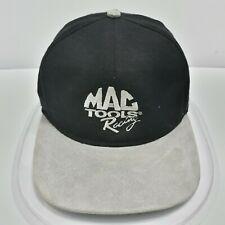 Vtg Vintage Mac Tools Racing Swingster Snapback Trucker Hat Cap