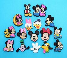 Mickey Mouse Party Favours 16 Piñatas Toys Cake Decorations Minnie Charms NEW