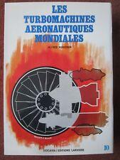 DOCAVIA 10 TURBOMACHINE AERONAUTIQUE AIRCRAFT ENGINE ROLLS SNECMA MTU AVCO PRATT