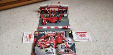 LEGO Racers Ferrari F1 Pit Set (8375)