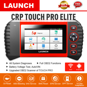 LAUNCH OBD Diagnostic Scan Tool All Systems & Battery Tester For AU Ford Holden