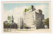 Lord Elgin Hotel Ottawa Canada postcard