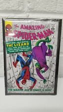 The Amazing Spider-Man Mini Comic Issue #6 PLUS Sneak Peek 2012 Movie Open