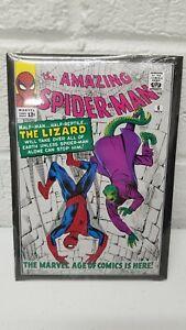 The Amazing Spider-Man Mini Comic Issue #6 PLUS Sneak Peek 2012 Movie Open