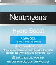 Neutrogena Hydro Boost AQUA Gel  50ml für normale und mischhaut feuchtigkeit