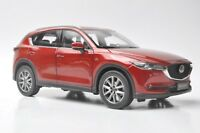 Mazda CX-5 2018 car model in scale 1:18 Red