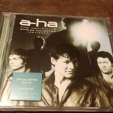 A-HA - THE DEFINITIVE SINGLES COLLECTION 1984-2004 - GREATEST HITS - TAKE ON ME