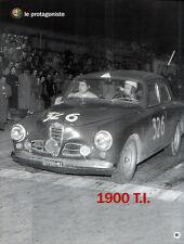 Fascicolo Alfa Romeo Collection - monografia Alfa Romeo 1900 TI Berlina