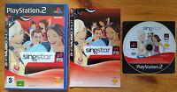 Singstar NRJ Music Tour PS2 / fr / complet / envoi gratuit,protégé