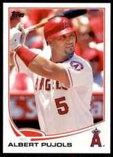 New listing 2013 Topps Albert Pujols Anaheim Angels #350