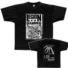 Legion of the Damned - Afraid to Die - T-Shirt - Size XL - Neu