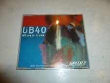 UB40 - Tell Me Is It True - Deleted 1997 UK 4-track CD single