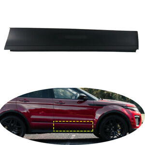 Front Right Side Door Exterior Inlaid Panel Fit For Range Rover Evoque 2012-2019
