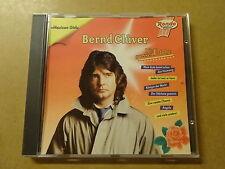 CD / BERND CLUVER: DIE GROSSEN ERFOLGE (MEXICAN GIRL, MEIN AUTO KENNT..)