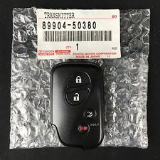 Lexus IS-250 IS-350 LS-460 ES-350 GS-350 GS-450 Keyless Remote Key Fob Entry OEM