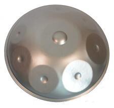 Handpan 9 Note Akebono Steel Drum Handrum Hand Pan &Bag 50Cm Saucer  G-scale