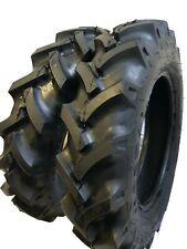 600 16 600x16 2 Tires 2 Tubes 8 Ply Road Crew R1 Knk50 Farm Tractor Tire