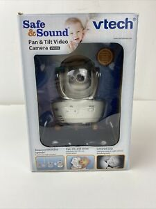 VTech VM305 Safe & Sound Pan & Tilt Video Camera Baby Monitor Night Vision Zoom