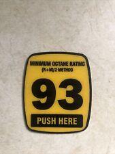 Dresser Wayne Ovation 93 Octane Decals