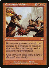 Gratuitous Violence Onslaught NM Red Rare MAGIC THE GATHERING CARD ABUGames