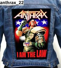 Anthrax   Back Patch Backpatch ekran new