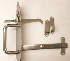 Gatemate superior range Gothic Suffolk Latch- Grade 316 Stainless steel 523 0036