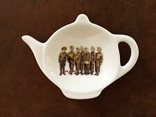DAD'S ARMY CERAMIC TEA BAG TIDY HOLDER Captain Mainwaring HOME GUARD