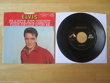 Elvis 45rpm record & Picture Sleeve, Frankie and Johnny, RCA # 47-8780, 1966
