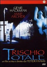Rischio totale DVD COME NUOVO Gene Hackman raro fuori catalogo no editoriale C.G