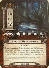 Lord of the Rings LCG 1x Schwarze Waldfledermäuse #098