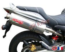 SILENCIEUX GPR TRIOVALE HONDA HORNET 600 2003/06