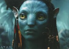 "Zoe Saldana ""Avatar"" Autogramm signed 20x30 cm Bild"