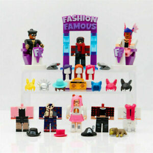 Roblox Celebrity Fashion Famous Playset Action Figures Model Toy