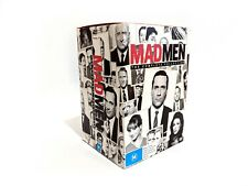 Mad Men - The Complete Series (DVD) BOX SET SEASONS 1 2 3 4 5 6 7 PART 1 And 2