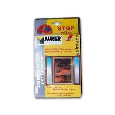 Zanzariera Con Velcro Per Finestre Maurer