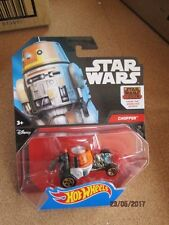 STAR WARS MODEL CAR FOR CHOPPER FROM THE ANIMATED SERIES  NIB