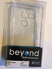 Google Nexus 5X Fitted TPU Flexible Skin Case Cover Clear LTFC-NEXUS5X by Beyond